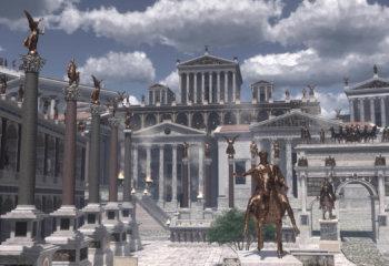 Римский форум реконструкция